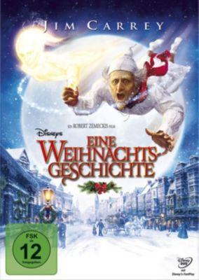 Disneys Eine Weihnachtsgeschichte, Charles Dickens
