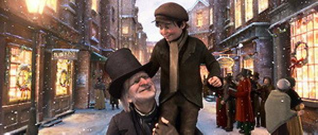 Disneys Eine Weihnachtsgeschichte Dvd Bei Weltbildch Bestellen
