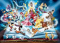 Disney's magisches Märchenbuch. Puzzle 1500-3000 Teile - Produktdetailbild 3