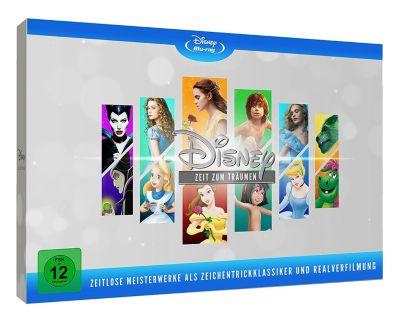 Disneys zeitlose Meisterwerke (Zeichentrick & Realverfilmung) - Limited Edition