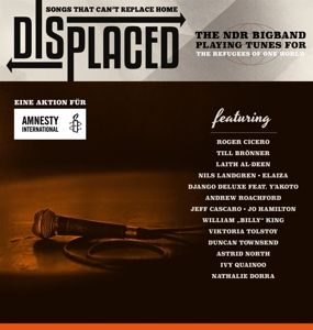 Displaced,Vol.1-Songs That Can'T Replace Home, Ndr Bigband