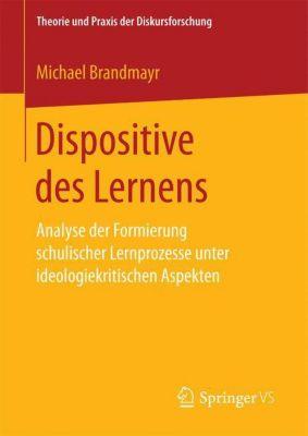 Dispositive des Lernens - Michael Brandmayr pdf epub
