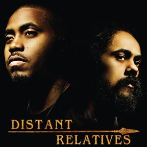 Distant Relatives (2lp Gatefold) (Vinyl), Nas, Damian Marely
