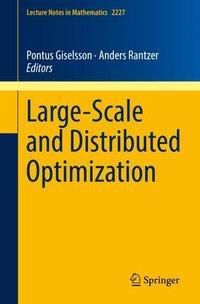 Distributed and Large-Scale Optimization