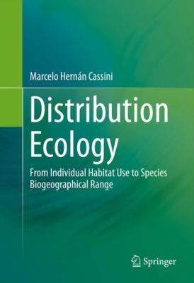 Distribution Ecology, Marcelo Hernán Cassini