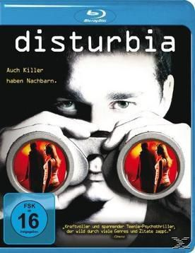 Disturbia, David Morse,Carrie-Anne Moss Shia LaBeouf