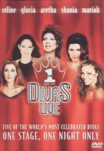 Divas Live, Diverse Interpreten