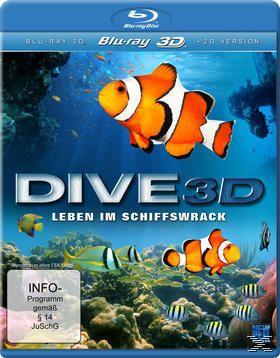 Dive 3D - Leben im Schiffswrack, N, A