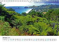 Diversity New Zealand / UK-Version (Wall Calendar 2019 DIN A4 Landscape) - Produktdetailbild 1