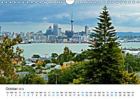 Diversity New Zealand / UK-Version (Wall Calendar 2019 DIN A4 Landscape) - Produktdetailbild 10