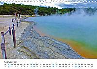 Diversity New Zealand / UK-Version (Wall Calendar 2019 DIN A4 Landscape) - Produktdetailbild 2