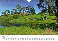 Diversity New Zealand / UK-Version (Wall Calendar 2019 DIN A4 Landscape) - Produktdetailbild 5