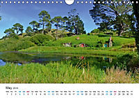 Diversity New Zealand / UK-Version (Wall Calendar 2019 DIN A4 Landscape) - Produktdetailbild 5