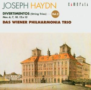 Divertimenti, Wiener Philharmonia Trio