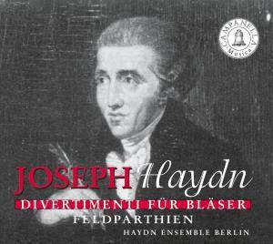 Divertimenti Für Bläser, Haydn Ensemble Berlin