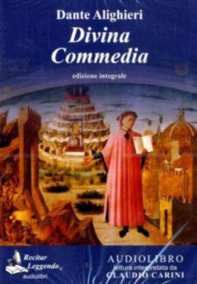 Divina commedia, 1 MP3-CD, Dante Alighieri