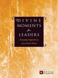 Divine Moments for Leaders, Ronald A. Beers, Amy E. Mason