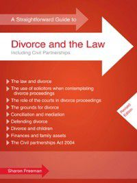 Divorce and the Law, Sharon Freeman