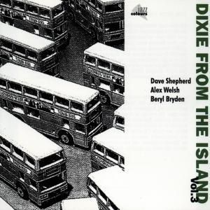 Dixie From The Islands Vol.3, Diverse Interpreten
