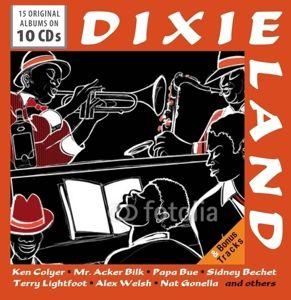 Dixieland Jazz - 15 Original Alben, Various