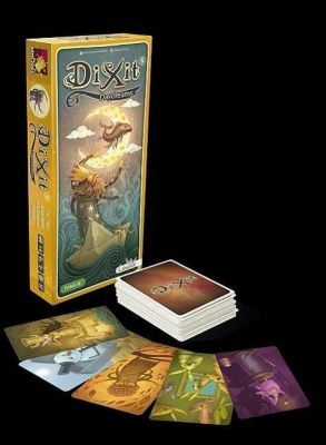 Dixit 5, Daydreams (Spiel-Zubehör)