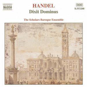 Dixit Dominus, The Scholars Baroque Ensemble