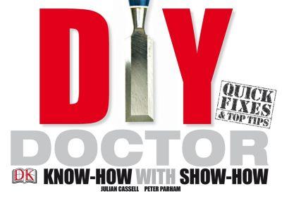 DIY Doctor, Peter Parham, Julian Cassell