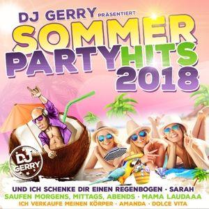 Dj Gerry Präs.Sommer Party Hits, Diverse Interpreten