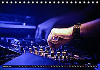 DJ Liveact (Tischkalender 2019 DIN A5 quer) - Produktdetailbild 1