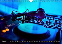 DJ Liveact (Wandkalender 2019 DIN A4 quer) - Produktdetailbild 4