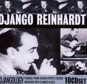 Django Reinhardt - Djangology, 10 CDs, Django Reinhardt