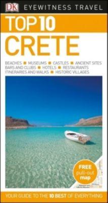 DK Eyewitness Top 10 Travel Crete, DK Travel
