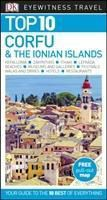 DK Eyewitness Top 10 Travel Guide: Corfu and the Ionian Islands, DK Travel