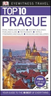 DK Eyewitness Top 10 Travel Guide Prague, DK Travel