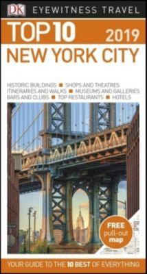 DK Eyewitness Top 10 Travel New York City 2019, DK Travel