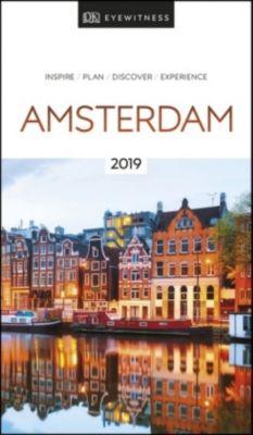DK Eyewitness Travel Guide Amsterdam 2019, DK Travel