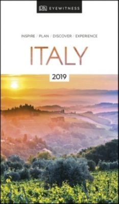 DK Eyewitness Travel Guide Italy 2019, DK Travel