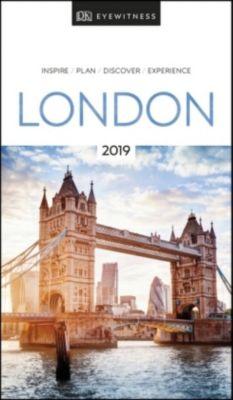 DK Eyewitness Travel Guide London 2019, DK Travel