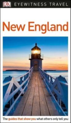 DK Eyewitness Travel Guide New England, DK Travel