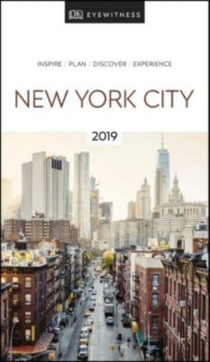 DK Eyewitness Travel Guide New York City 2019, DK Travel