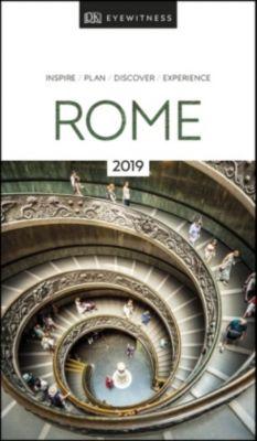 DK Eyewitness Travel Guide Rome 2019, DK Travel