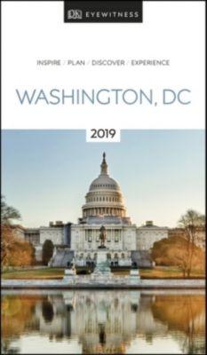 DK Eyewitness Travel Guide Washington, DC 2019, DK Travel
