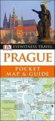 DK Eyewitness Travel Pocket Map and Guide: Prague, DK Travel