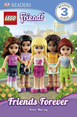 DK Readers Level 3: LEGO® Friends Friends Forever