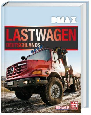 DMAX Lastwagen Deutschlands - Joachim M. Köstnick  