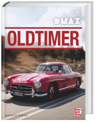 DMAX Oldtimer, Joachim M. Köstnick