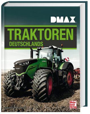 DMAX Traktoren Deutschlands - Joachim M. Köstnick pdf epub