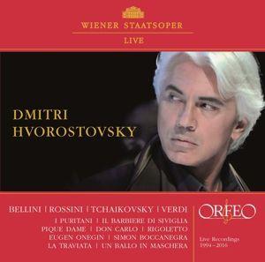 Dmitri Hvorostovsky, Dmitri Hvorostovsky, Placido Domingo, Simone Young