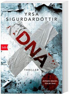 DNA, Yrsa Sigurdardóttir