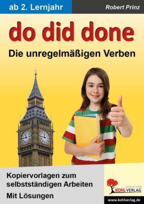 do - did - done, Robert Prinz